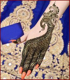 Amazing Mehndi Designs Gallery For Eid Girls 2016