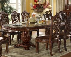 Vendome Cherry Dining Table 60000