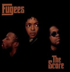 Fugees - The Score (CD), Pop Music