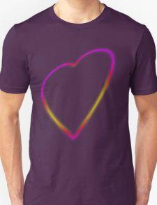 Glowing Heart  T-Shirt