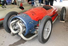 The Monaco Trossi Grand Prix racer of 1935 was one of the oddest Grand Prix race cars ever built. With its 16-cylinder, two-stroke engine and front-wheel drive arrangement, the car proved too unsta…