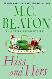 #StaffPicks #Mystery Agatha Raisin's detective abilities are controversial and she is rather abrupt, blunt, pushy, and vain. Behind her armored personality, however, she can be intensely generous with her friends and employees. She is also immensely resourceful in her fundraising and her masterful control of the media. This is perhaps where the charm of Agatha Raisin lies for her loyal fans. Read the full review at http://www.santacruzpl.org/readers/blog/2013/jul/18/mistress-agatha/