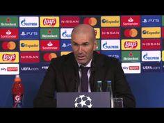En directo | Rueda de prensa de Zidane tras el Real Madrid 3-1 Atalanta Real Madrid Club, Zidane, Lo Real, Nissan, Youtube, Heineken, Wheels, Youtubers, Youtube Movies