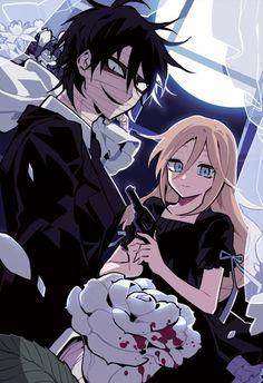 anime and satsuriku no tenshi image