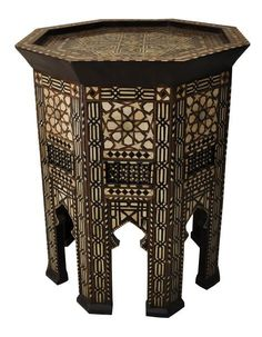 Side Table -Moroccan Table