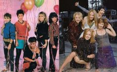 80's Pop Stars Then and Now: The Go-Go's