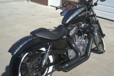 Reaper Black Harley Davidson