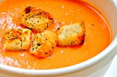 Nordstrom Cafe Tomato Basil Soup Nordstroms tomato soup is amazing! Great Recipes, Soup Recipes, Cooking Recipes, Favorite Recipes, Healthy Recipes, Tomato Basil Bisque, Tomato Soup, Nordstrom Cafe, Gourmet
