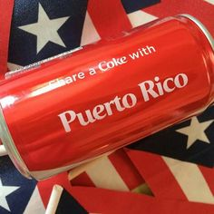 Share a Coke with Puerto Rico