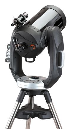 Celestron CPC 1100 StarBright XLT GPS Schmidt-Cassegrain 2800mm Telescope with Tripod and Tube by Celestron