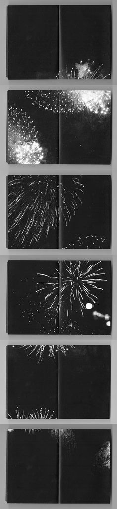 Black & White Photography Inspiration : firework studies by pierre le hors Gfx Design, Layout Design, Graphic Design, Design Ideas, Editorial Layout, Editorial Design, Illustrations, Illustration Art, Looks Dark