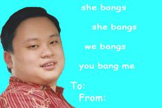 rude valentines day greeting cards