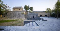 Five-Dragons Temple Environmental Refurbishment / URBANUS