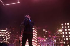 @the1975 at @mohegansun on 11/5 for @musicexistence