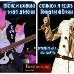 NICOLA CONGIU TRIBUTO A ELVIS 21.02.2014
