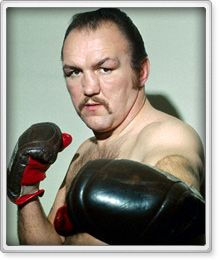 Chuck Wepner -The man the film Rocky was based on was from Bayonne, New Jersey....cool...