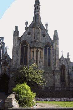 st thomas, my church in canterbury england..