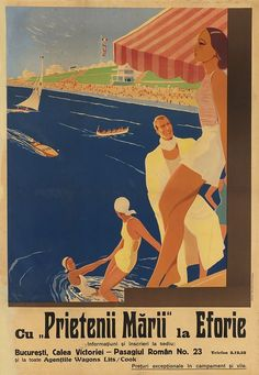 Full Details for Lot 10 Vintage Travel Posters, Vintage Ads, Art Deco Posters, Poster Prints, Retro Illustration, Vintage Illustrations, Railway Posters, Friends In Love, Strand