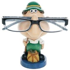 Novelty Sports Hobby Fisherman Specs Holders Stand Desk Accessories 40435