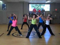 Drop it Low - Kat Deluna Dance Fitness