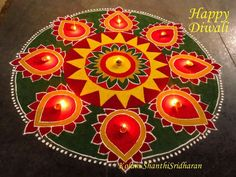 54 ideas for music festival illustration inspiration Rangoli Designs Flower, Rangoli Patterns, Rangoli Ideas, Rangoli Designs Diwali, Diwali Rangoli, Rangoli Designs With Dots, Beautiful Rangoli Designs, Kolam Designs, Indian Rangoli