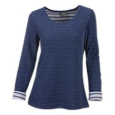 Natural Reflections Double Knit Pocket Top for Ladies | Bass Pro Shops: The Best Hunting, Fishing, Camping & Outdoor Gear