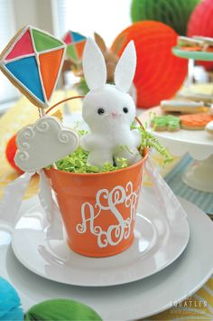 Squatles: Easter Celebrating At The Kids Table