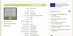 """How to Use """"Record Hints"""" Genealogy - FamilySearch Wiki"""