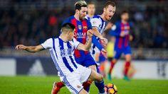 Real Sociedad vs Valladolid Spanish Copa del Rey live soccer