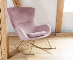 Salon Shabby Chic, Egg Chair, Rocking Chair, Baby Room, Home Goods, Lounge, Feng Shui, House Design, Interior Design