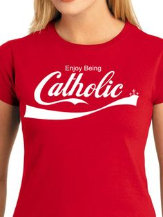 God has given us a great gift of Love, the Catholic faith! So enjoy being Catholic and carry your cross to Calvary!