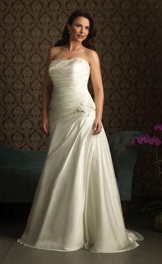 vestidos de novia para gorditas - Buscar con Google