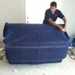 wrapping sofa