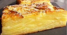 Ce gâteau est tellement léger qu'on perçoit à peine la pâte qu'il contient. Préparez vos papilles à gouter à un gâteau qui va vous fondre dans la bouche! Ingrédients – 2 œufs – 50g de sucre – 20g de beurre – 10cl de lait – 70g de farine – 1 sachet de levure chimique – …