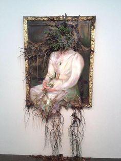 """Destruction is a form of art."" (artist: unknown)"