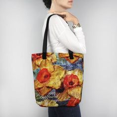 Birthday Blossom Tote Bag - March Daffodil