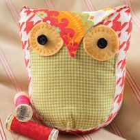 Owl from Pretty Birds
