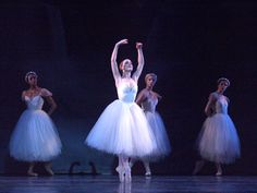 """Giselle"" performed by OBC in 2001."