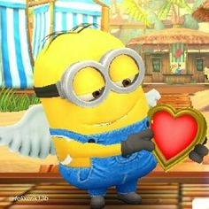 Minions Cartoon, Evil Minions, Cute Minions, Minions Quotes, Funny Things, Funny Stuff, Valentine Day Gifts, Valentines, Hysterically Funny