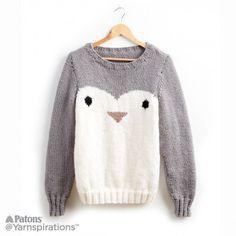 Free Knit Intermediate Sweater