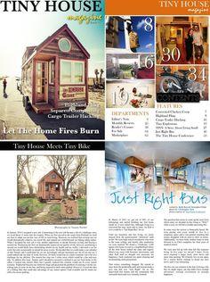 Tiny House Magazine Issue 17