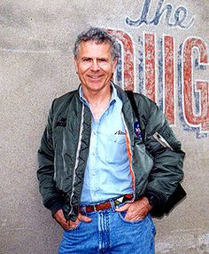 """Homer Hickam--What an accomplished and inspiring American. Best-selling author, honored Vietnam veteran, and former NASA engineer. Wrote the book """"Rocket Boys"""" which inspired the movie """"October Sky""""."""