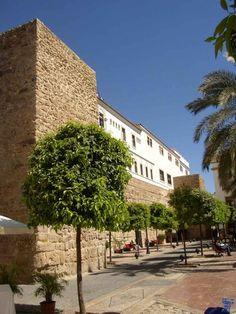 Castillo alcazaba de Marbella
