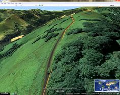 This is an awesome video using Google Earth that a pilgrim did of the first two days hiking the Camino de Santiago Frances - from St. Jean to Roncevalles