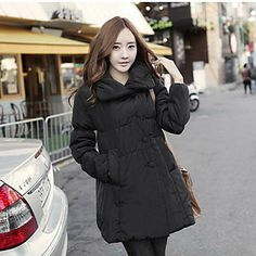 Women's All-match Simple Coat – USD $ 27.59