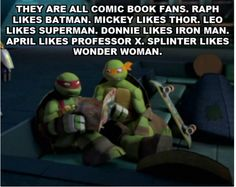 Again...MIKEY NOT MICKEY!!! HE'S A NINJA TURTLE NOT A TALKING AND SINGING DISNEY MOUSE!!!