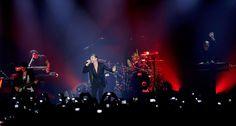 Depeche Mode in concerto a Milano il 20 febbraio 2014.  #DepecheMode #Concerto #Milano