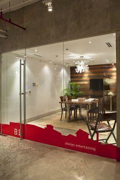 Inside Migos Creative Manila Offices
