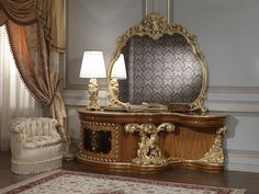 Baroque toilette - Vimercati Meda