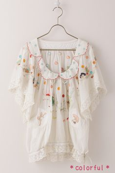 blouse by franche lippee